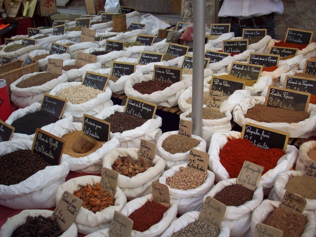 Bergerac Market